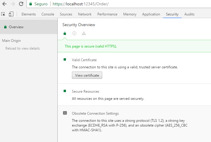 NGINX HTTPS LOCALHOST MAC - Tutorial : Getting Started with